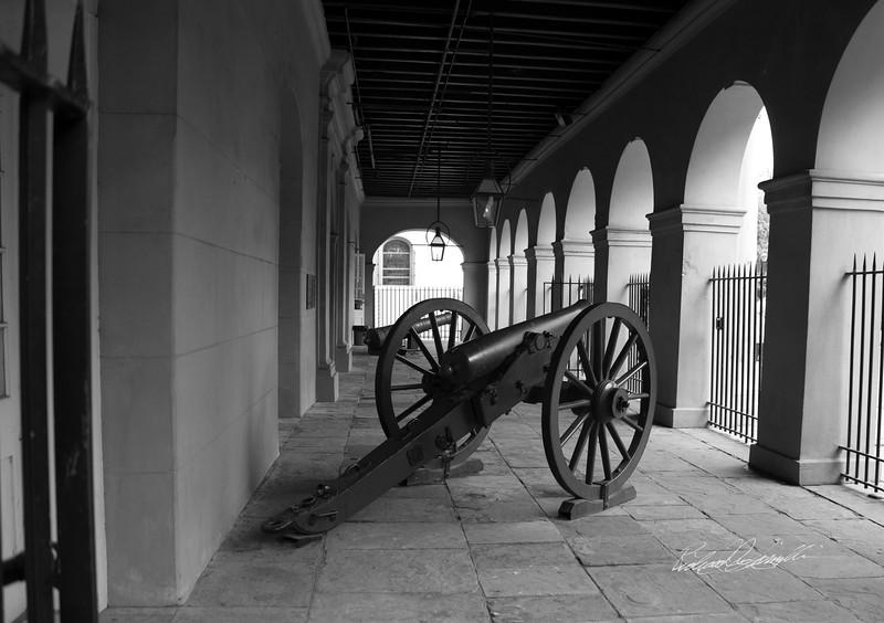 Cabildo Cannon