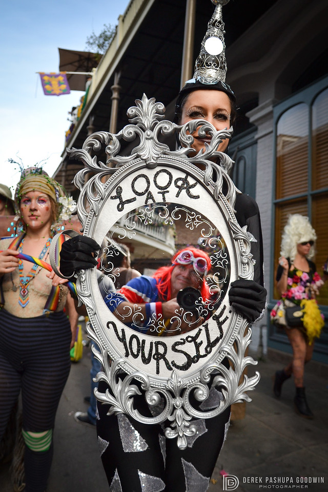 Look at Yourself : St. Anne's Parade 2012