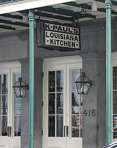 K-Pauls restaurant