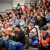 Lots of people came out to celebrate the opening of the new Pelham High School. SUN/Caley McGuane