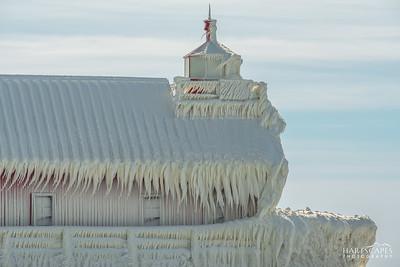 Frozen Ship?