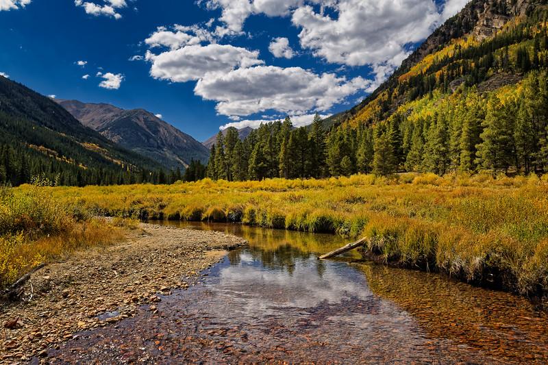 Halfmoon Creek Gold