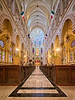 Passiontide at the Immaculate Conception Jesuit Church of New Orleans