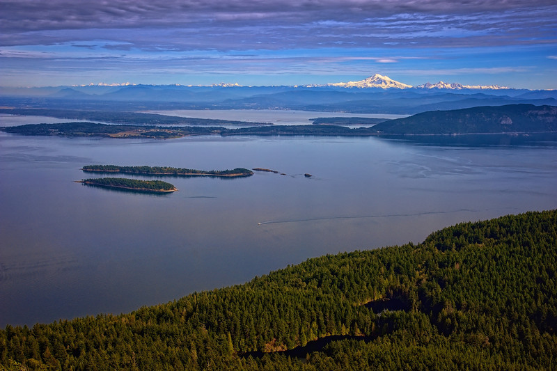 Mount Baker, A Puget Sound Gem