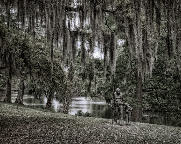 Memories of Audubon Park