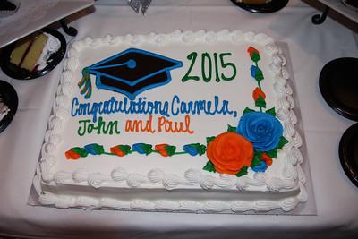 Graduation Party Cake...