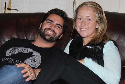 Matthew and Emily