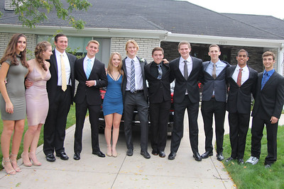 Daniel and his group...Homecoming