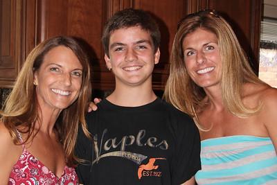 Jill, David and Karen...