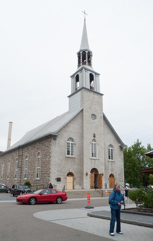 De Saint-Alphonse-de-Ligouri, Saguenay