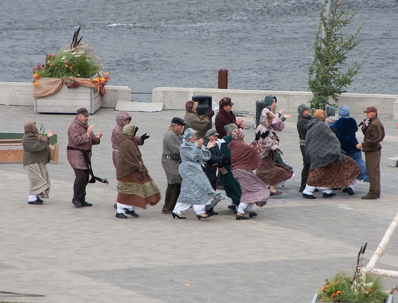 Dance of the Gale in Saguenay