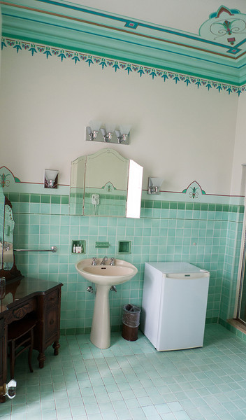 Hotel bathroom - Quebec