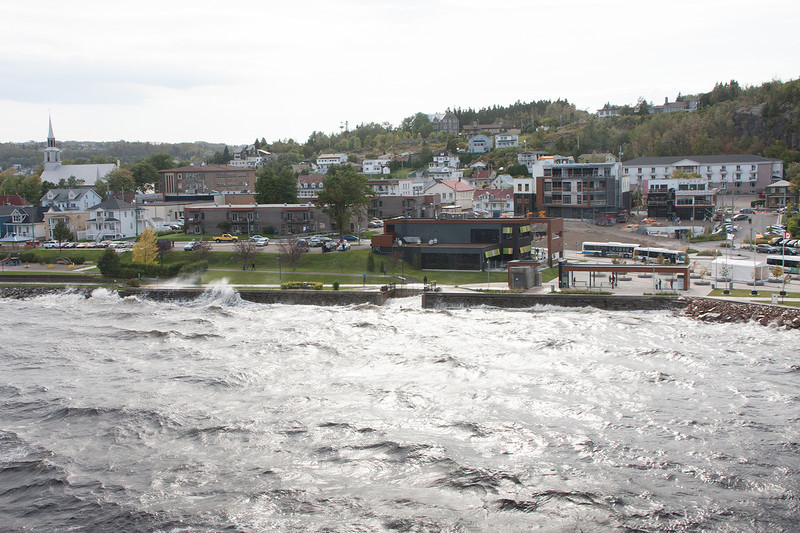 Gale at Saguenay