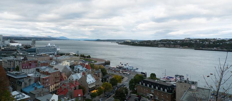 Saint Lawrence - Quebec