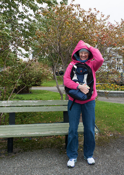 """Mary in """"Moderate Gale."""" Saguenay"""