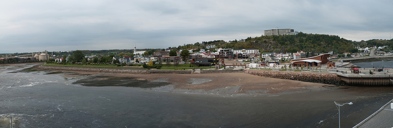 Saguenay at Low Tide