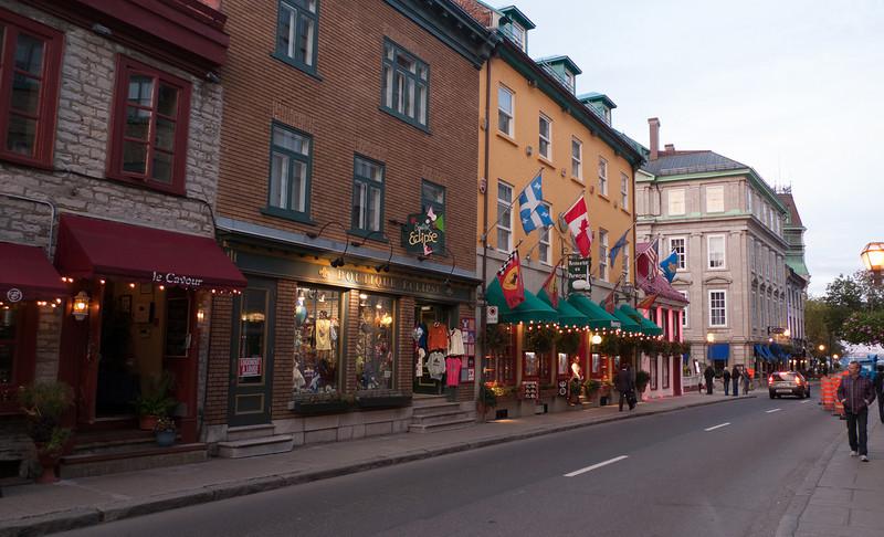 Quebec Evening