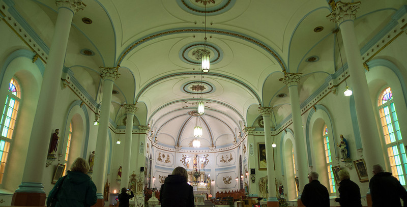Interior De Saint-Alphonse-de-Ligouri, Saguenay