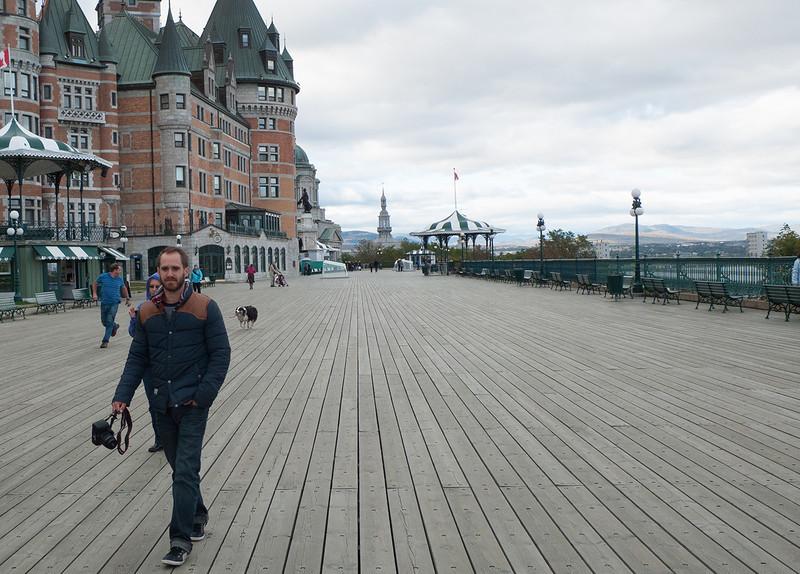 Terrasse Dufferin - Quebec