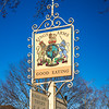 King's Arms Tavern Sign