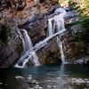 Cameron Falls, Waterton National Park, Canada