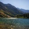 Bertha Lake, Waterton National Park, Canada