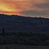 Sunset in Babb, Montana