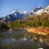 String Lake<br /> Grand Teton National Park