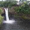 Rainbow Falls <br />     Anuenue flow at top of falls (10,200 yBP)<br />     Waianuenue flow at base of falls (14,200 YBP)