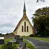 This Anglican church in Pauatahanui dates from the early 1900s, the original built in 1856 having burnt down in 1908. The church overlooks a cemetery in which the oldest known grave dates from 1860 (there are several that are unmarked, ages unknown). December 22, 2016