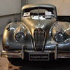 This 1955 Jaguar XK140 went for over $258,000 at an auction at Southwards on December 4, 2016