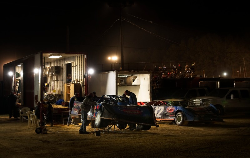 Race Night at North Georgia Speedway