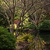 Gibbs Gardens,  private gardens open to the public in Ball Ground,  GA