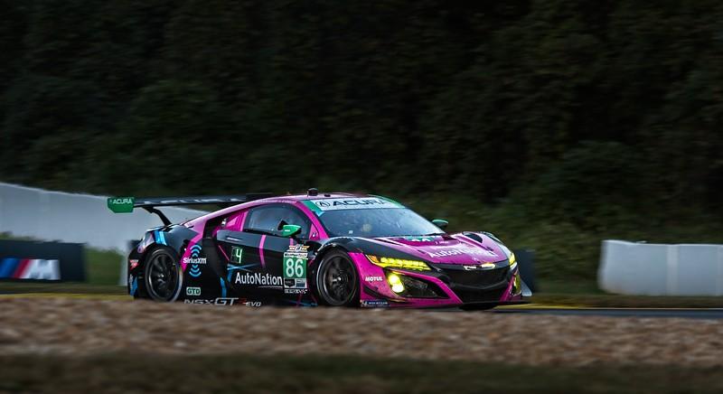 Meyer Shank Racing w/Curb-Agajanian Acura NSX GT3