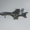 U.S. NAVY F-18 SUPER HORNET TAC DEMO TEAM - gear down