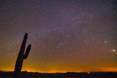 Kofa Mountains AZ 2020-12