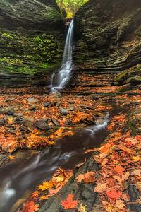 NY Waterfalls Fall 2019-1