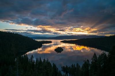 Emerald Bay Sunrise Spring 2018-7