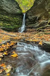 NY Waterfalls Fall 2019-7