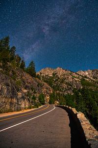 Emerald Bay Road Milky Way 2020-1