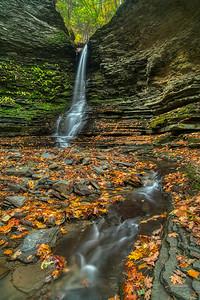 NY Waterfalls Fall 2019-10