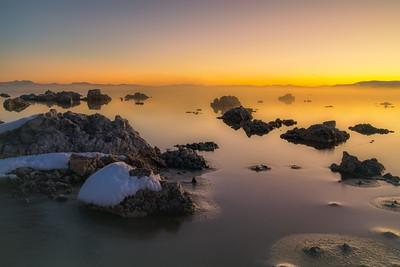 Mono Lake Winter Sunrise 2021-1