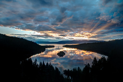 Emerald Bay Sunrise Spring 2018-6
