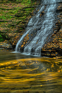NY Waterfalls Fall 2019-20