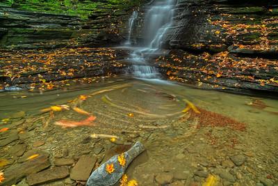 NY Waterfalls Fall 2019-9