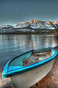 SS Minnow Fallen Leaf Lake