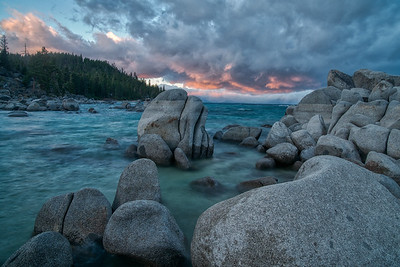 Lake Tahoe East Shore Fall 2021-1
