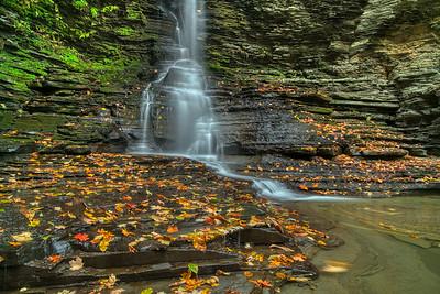 NY Waterfalls Fall 2019-3
