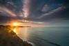 Goleta Beach Sunrise-3