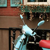 West Village vespa